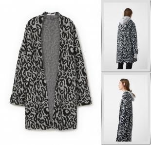 Серые пальто, пальто mango, осень-зима 2016/2017