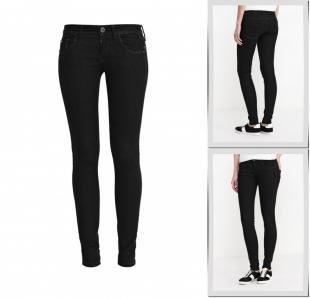 Черные джинсы, джинсы gaudi, осень-зима 2016/2017