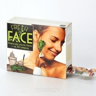 Скраб для сухой кожи, скраб fresh face для сухой кожи, 72 гр, 24 процедуры