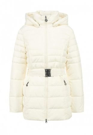 Молочные куртки, куртка утепленная finn flare, осень-зима 2015/2016