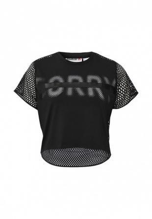 Черные футболки, футболка спортивная reebok, весна-лето 2016