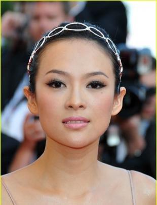 Азиатский макияж, красивый макияж для узких глаз