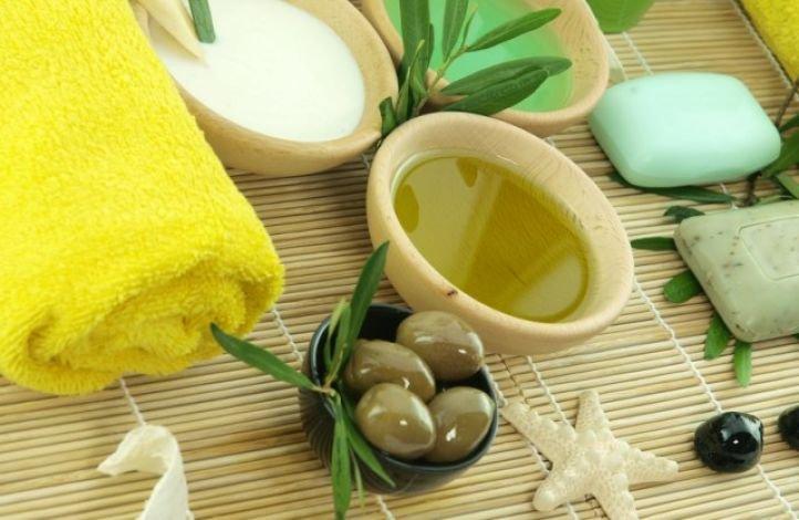 Растительные масла для укрепления ногтей
