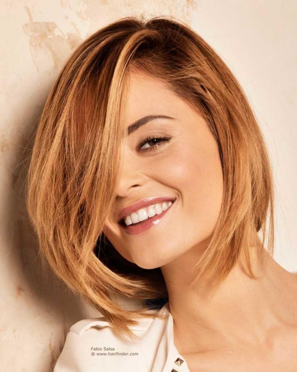 Прическа каре фото цвет волос