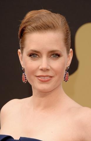 Макияж для рыжих с серыми глазами, макияж под вечернее платье для женщин 40 лет