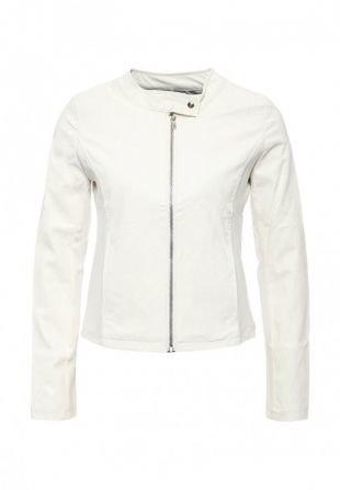 Белые куртки, куртка кожаная fontana 2.0, весна-лето 2016