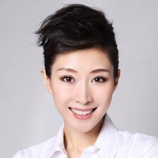 Легкий макияж, деловой макияж для азиатских глаз