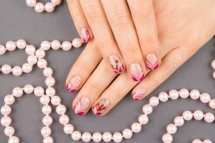 Дизайн ногтей, дизайн ногтей ко дню святого валентина