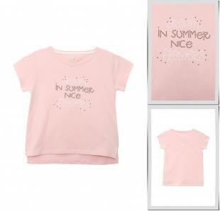 Розовые футболки, футболка losan, весна-лето 2016