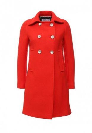 Красные пальто, пальто fontana 2.0, весна-лето 2016