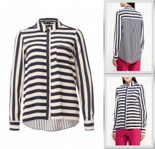 Разноцветные блузки, блуза topshop, осень-зима 2016/2017